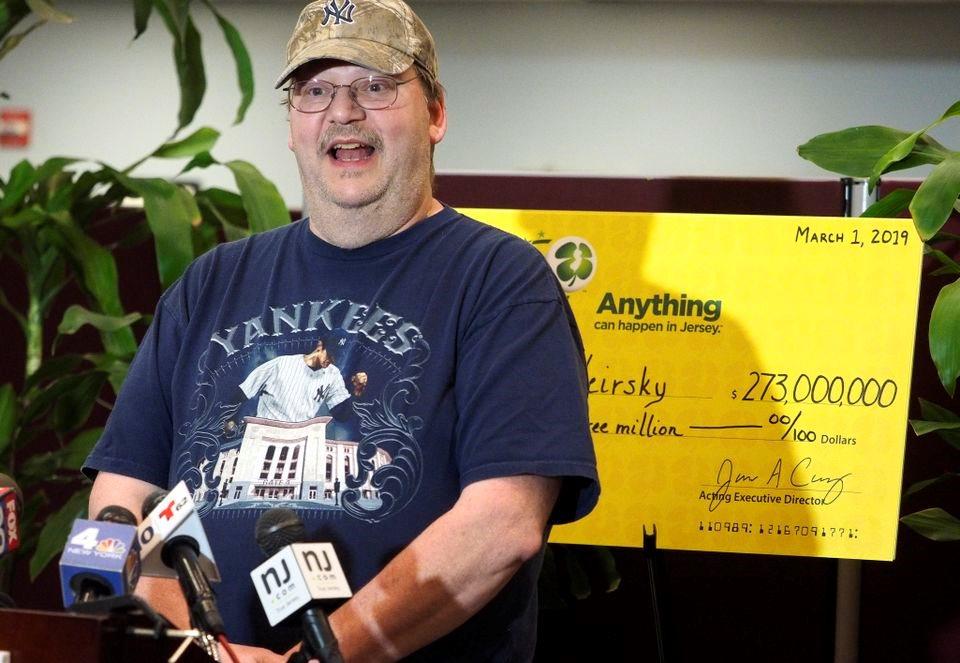 Man wins $365m lottery, and all he wants is a Ford Raptor