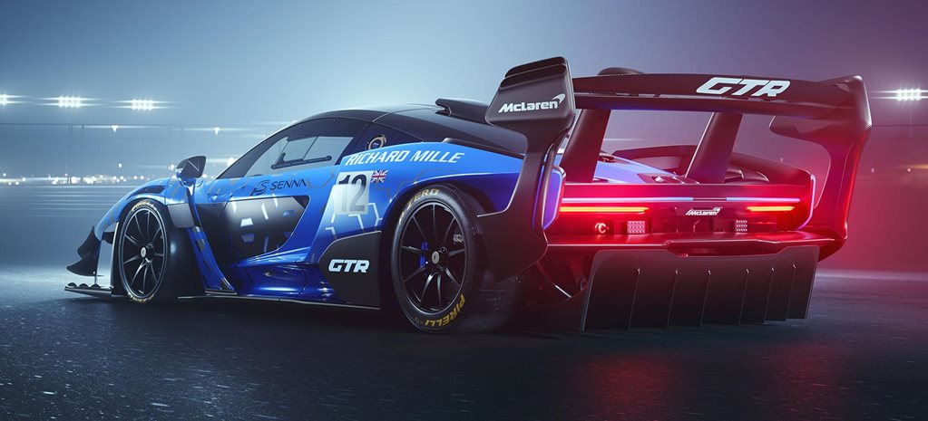 McLaren Senna GTR unveiled 607kW feature