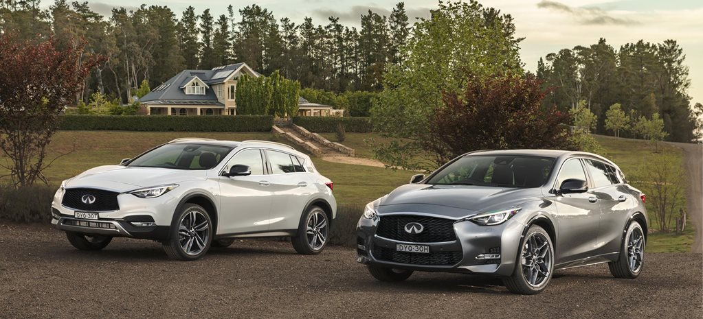 Infiniti to exit Europe - but what about Australia?