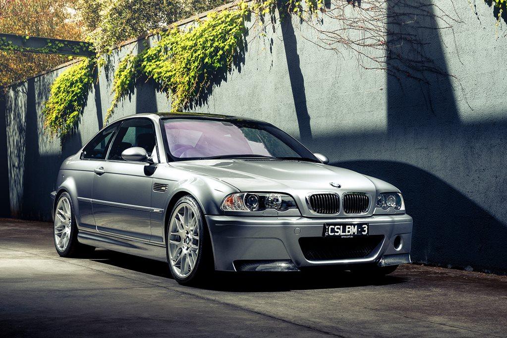 Modern Classic: 2000 BMW M3