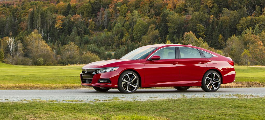 Next Honda Accord will be no bargain