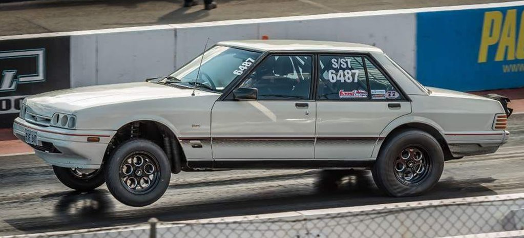 LS-swapped XF Falcon coming to Drag Challenge Weekend