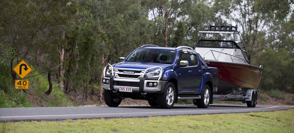 Isuzu D-Max Review, Price & Features | Australia
