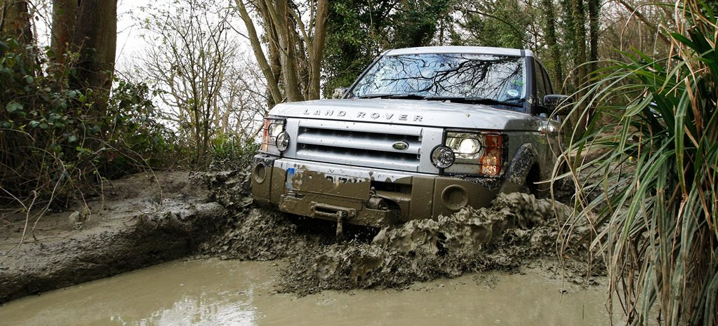 Land Rover Experience Eastnor Castle feature