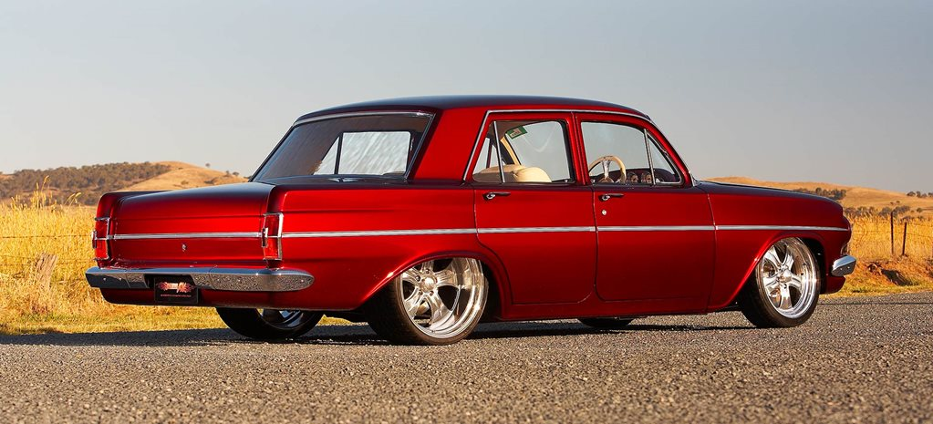Blown EFI V8-powered 1964 Holden EH