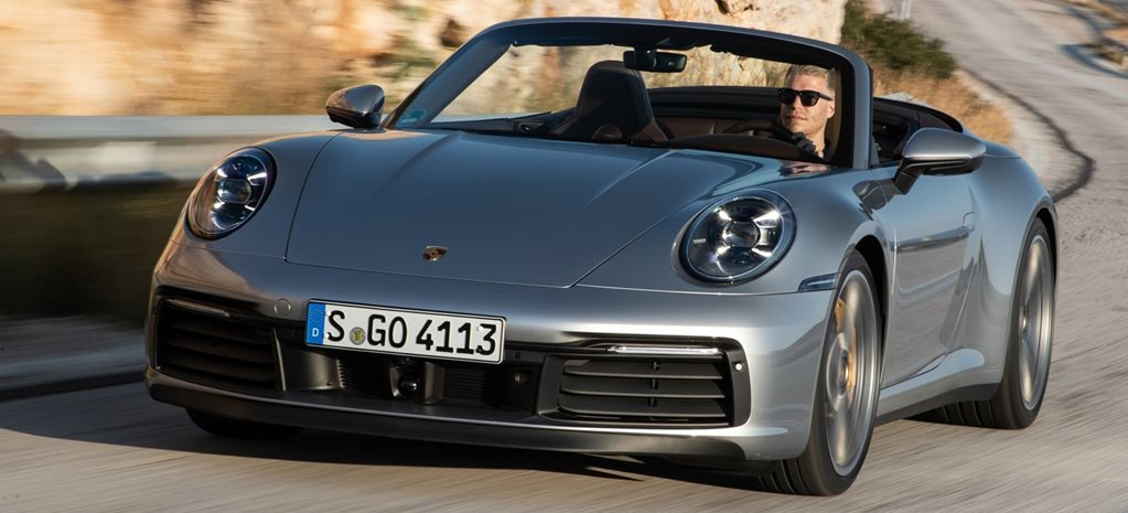 Porsche 911 Carrera S Cabriolet 2019 review