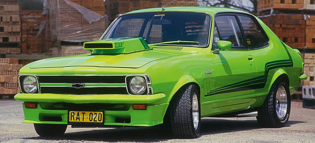 Holden LC GTR XU-1 Torana 'Rat Attack' - flashback
