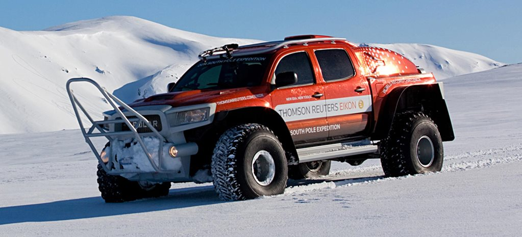 Custom 2011 Toyota Tacoma Polar TRV review feature