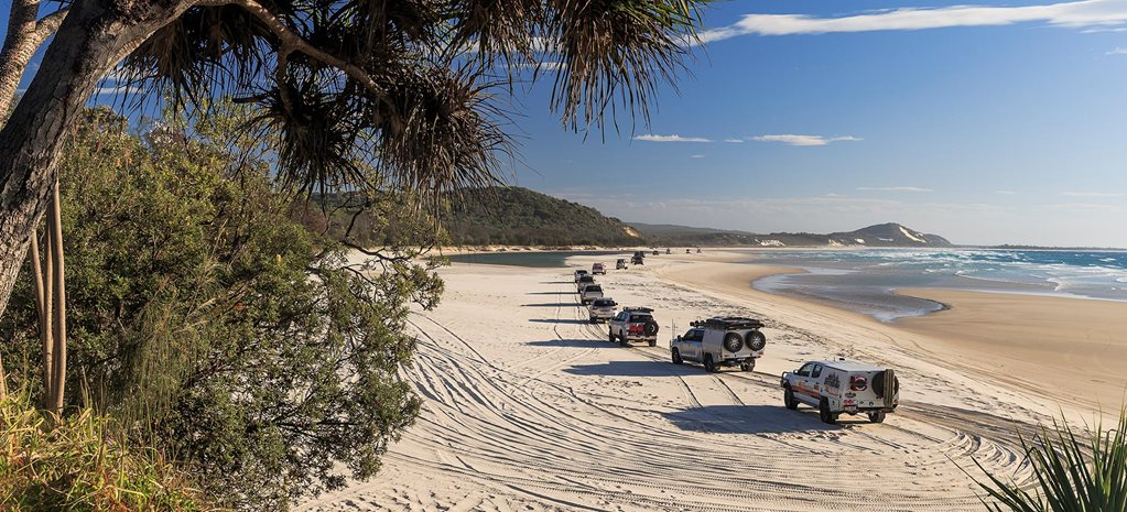 Best 4x4 tracks near Brisbane news