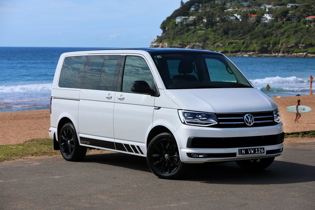 Volkswagen makes the Kombi cool again