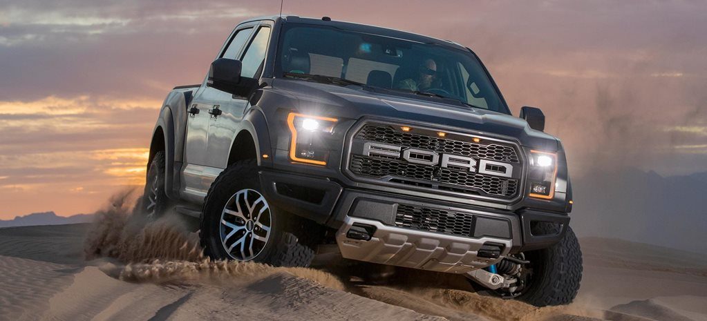 Next Gen Ford F 150 Raptor To Get Shelby Mustang S 522kw V8
