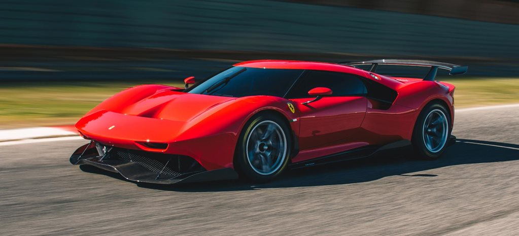 Ferrari P80C revealed 488 GT3-based one-off news