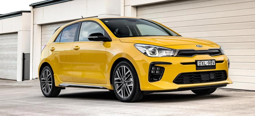 2019 Kia Rio GT-Line quick performance review