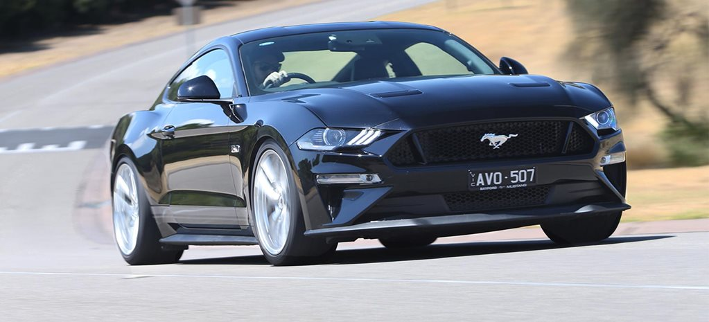 2019 Tickford Supercharged Ford Mustang GT review | MOTOR