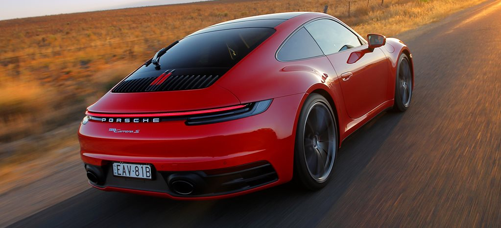 Porsche 911 Carrera S 2019 review