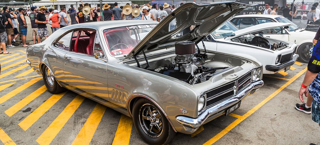 900hp HK Monaro coming to Drag Challenge Weekend 2019