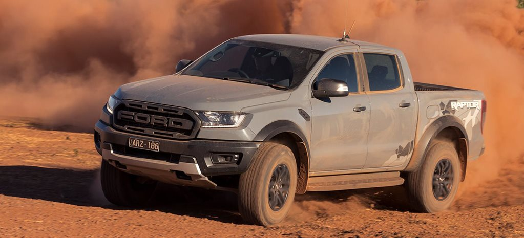 Is Ford testing a V6 Ranger Raptor?