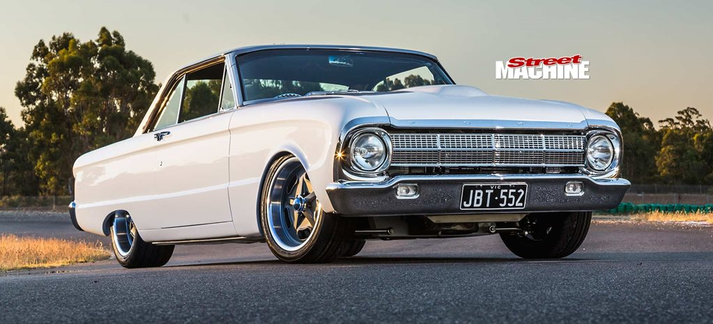 600hp 1964 Ford XM Futura coupe