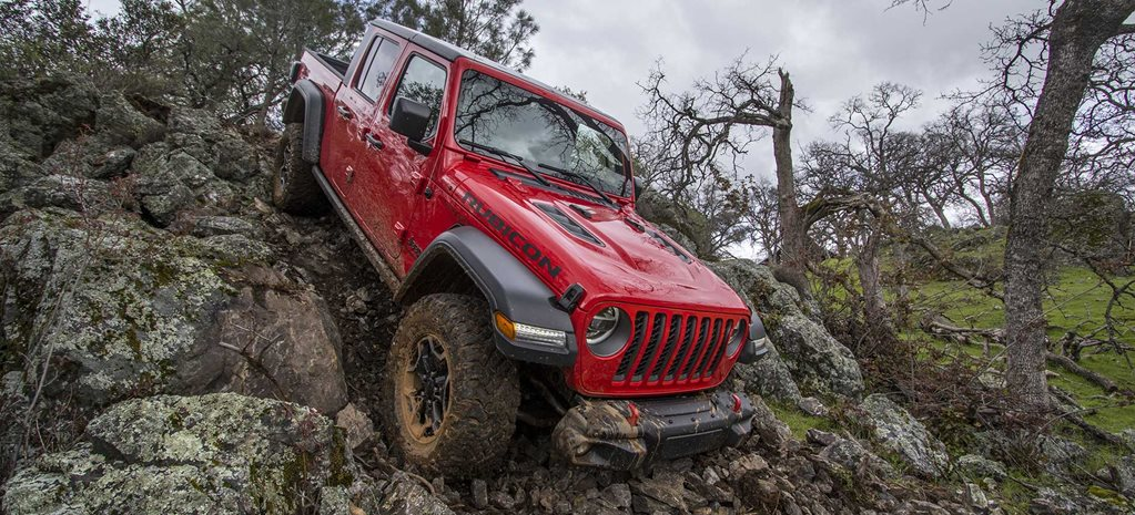 Jeep Gladiator Launch Edition Adds Special Touches Costs 60k