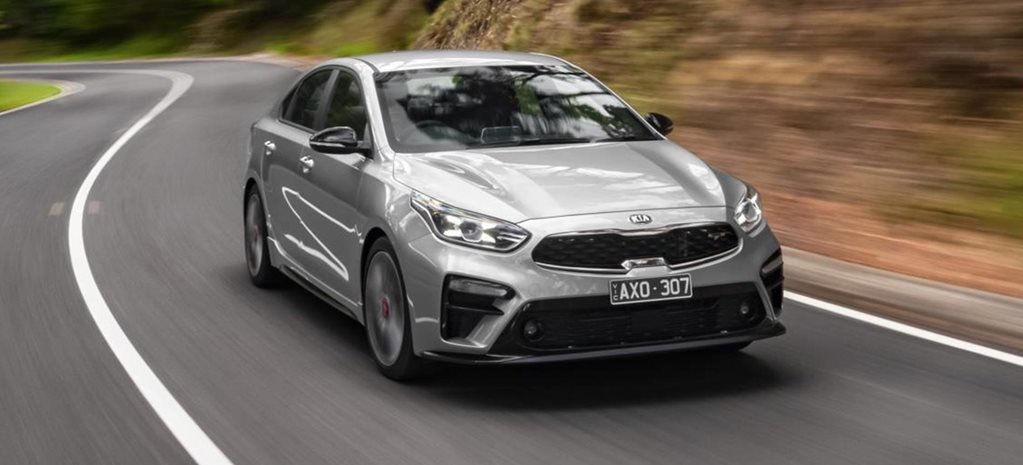 2019 Kia Cerato GT sedan quick review