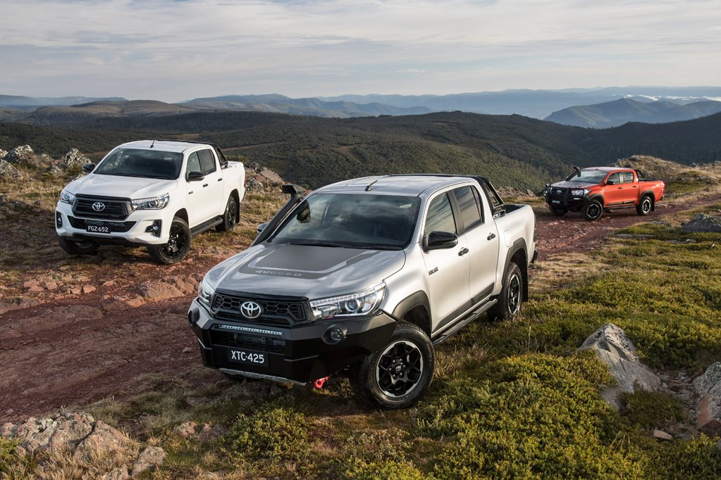 Toyota Hilux more popular than entire Holden line-up