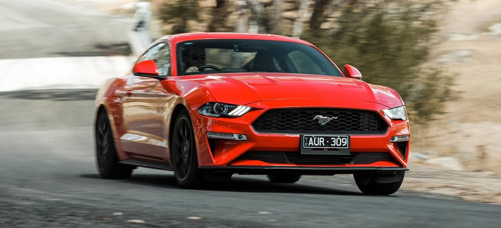 2019 Ford Mustang Ecoboost performance review feature