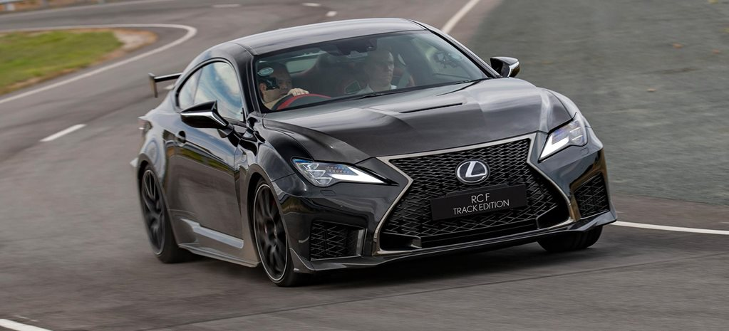 2019 Lexus RC F Track Edition Australian pricing news