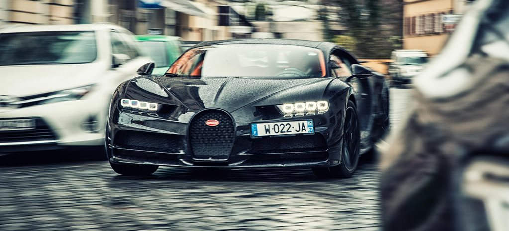 24 hours in a 2019 Bugatti Chiron review