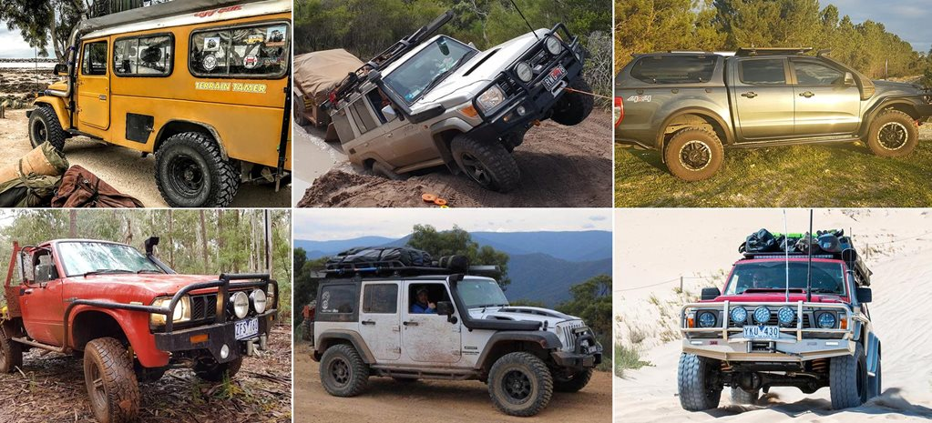 Readers 4x4s March 2019 feature