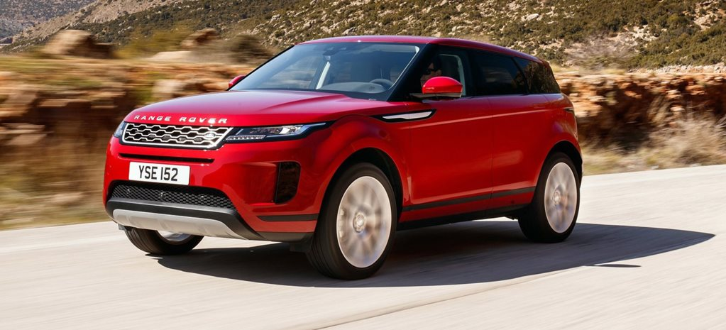 Range Rover Evoque D240 2019 review