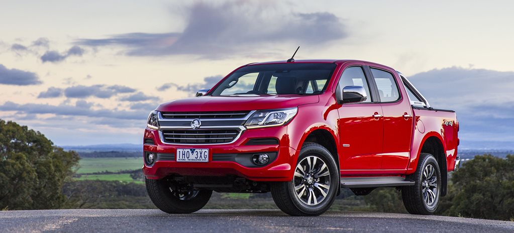 Holden Colorado to buoy Lion Brand's comeback