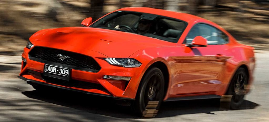 2019 Ford Mustang EcoBoost quick review