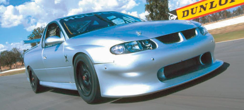 Holden V8 Supercar Ute review feature