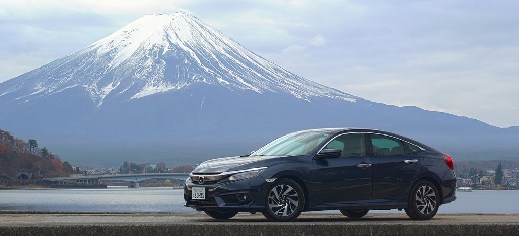 Driving in Japan: from megacities to ancient villages in a Honda Civic