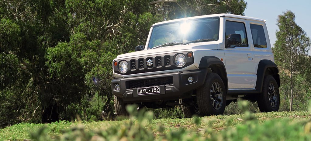 All you need to know about the Suzuki Jimny