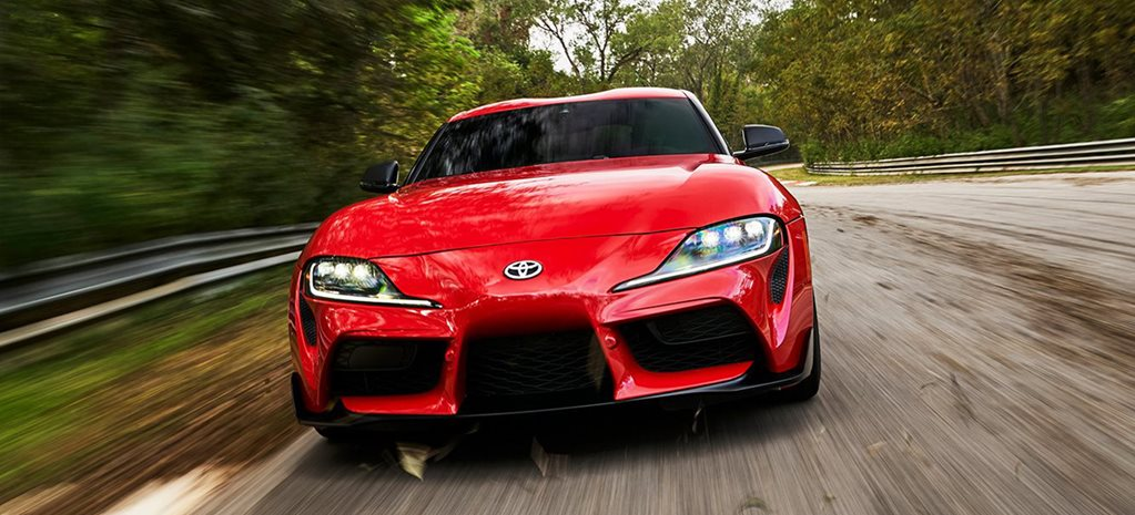 Toyota Supra to be sold online