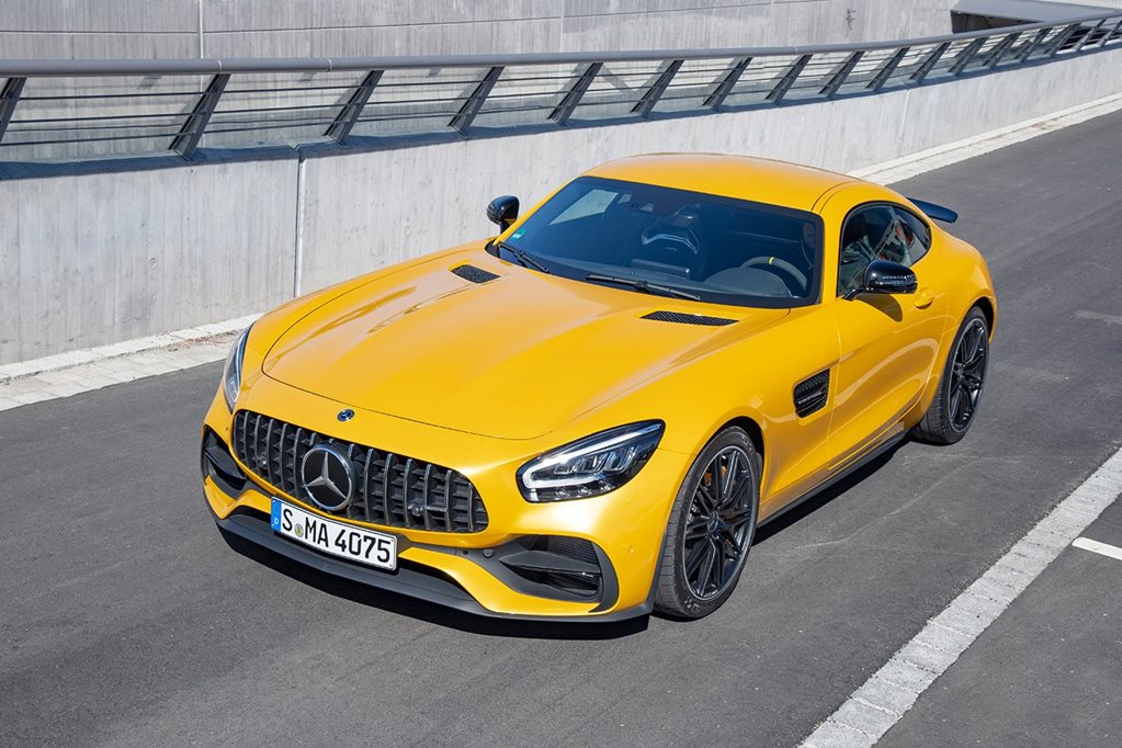 2019 Mercedes-AMG GT: So what's new?