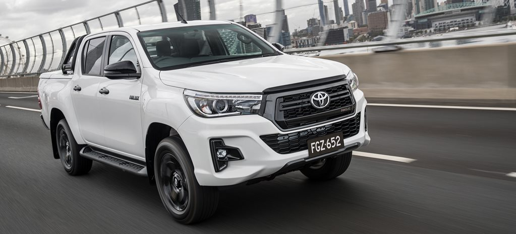 Toyota Hilux to go electric