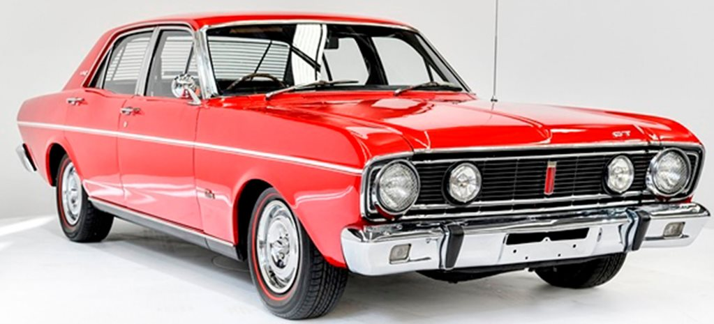 Gosford Classic Car Museum muscle car auction results