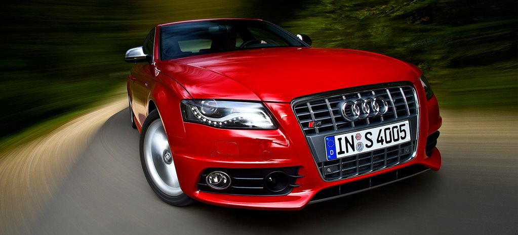 2008 Audi S4 review classic MOTOR feature