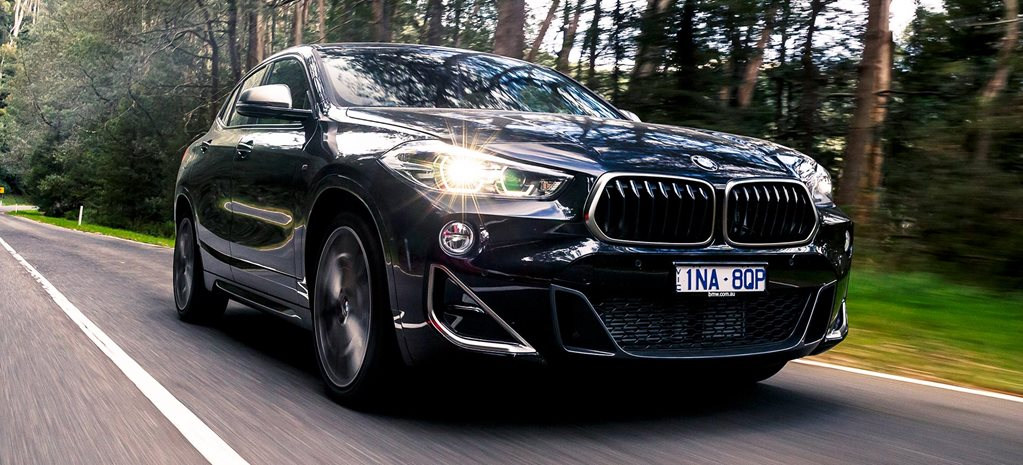 2019 BMW X2 xDrive M35i performance review feature