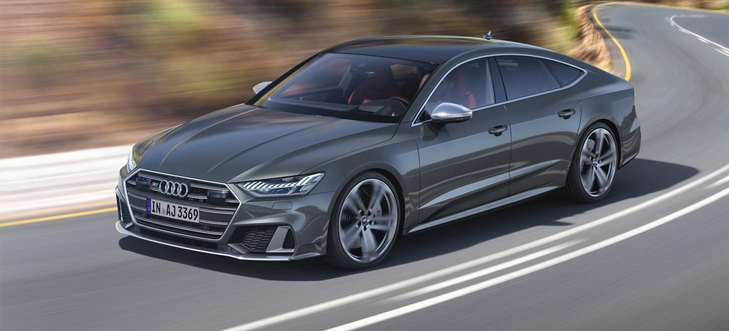2020 Audi S6 and S7 revealed news