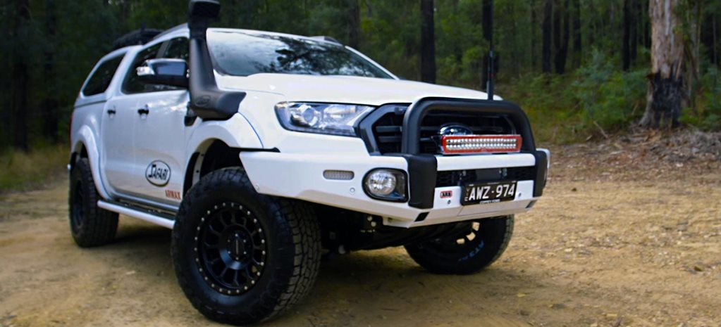 Safari ARMAX ECU Ford Ranger Everest news