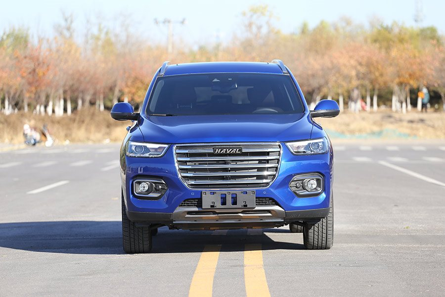 Has China figured out how to build a cool SUV?