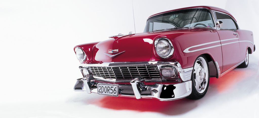 1956 Chevrolet Sports Coupe