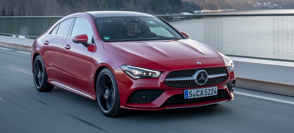 Mercedes-Benz CLA 2019 review
