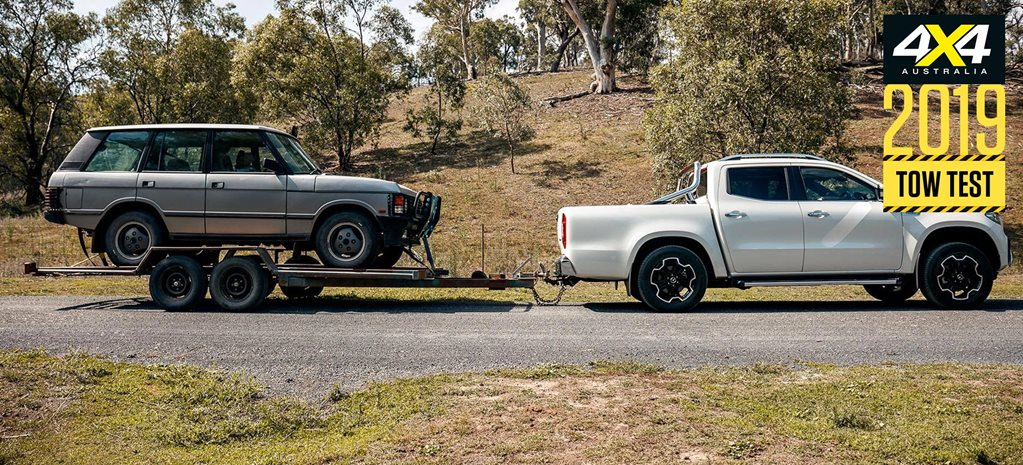 Dual-cab ute load tow test 2019 introduction feature