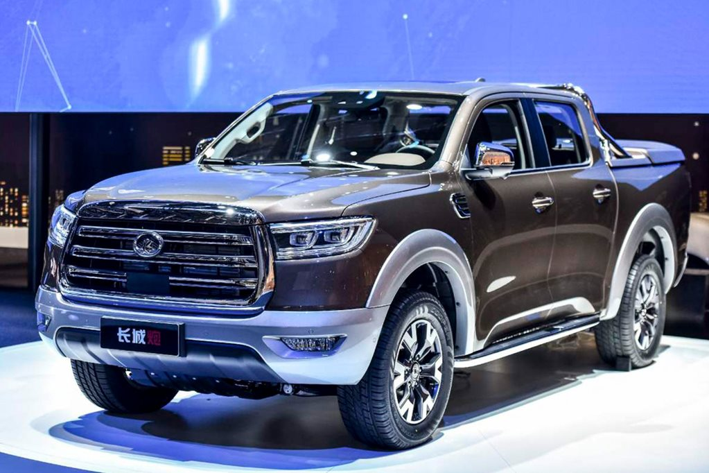 Great Wall wants to top Ford Ranger's global sales