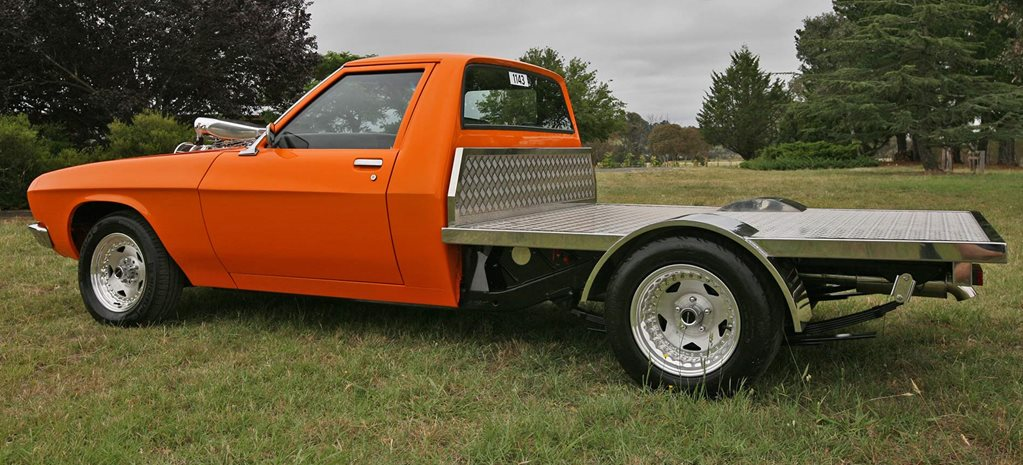Blown Holden HQ One-Tonner