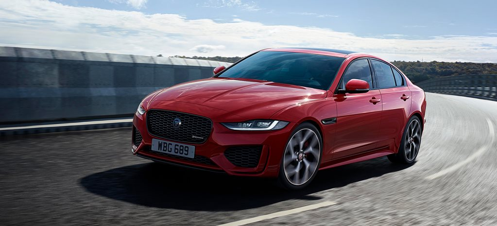2019 Jaguar XE review